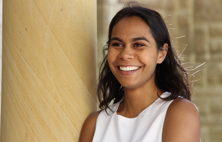 Photo: Vinka Barunga. Credit: University of Western Australia.