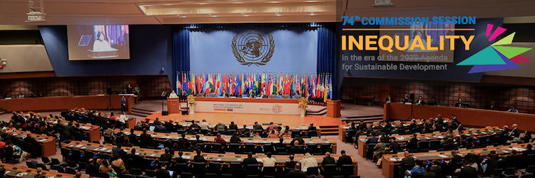 Photo: 74th ESCAP Session: Countries adopt regional actions to tackle inequalities. Credit: ESCAP.