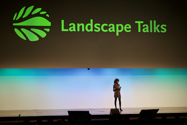 Photo: Global Landscapes Forum. Credit: Pilar Valbuena