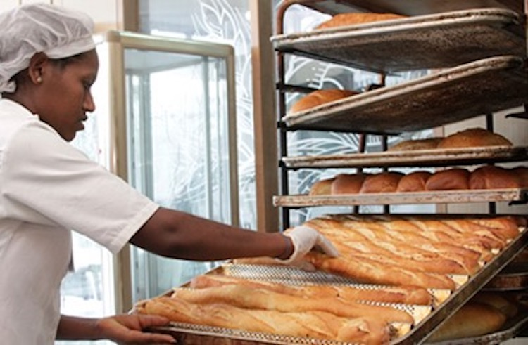 Photo: Bakery in Addis Ababa. Credit: UNCTAD
